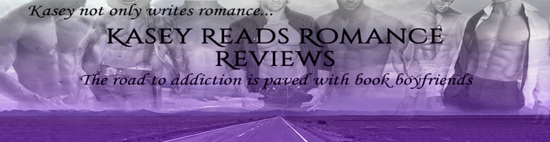 Kasey Reads Romance Reviews Kasey not not only writes romance she reads it too.  Kasey's all about sharing the love and supporting her favorite fellow authors.  If she didn't enjoy a book, she doesn't review it. I just move on.  However, if she loves it, you will hear about it.